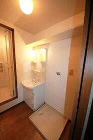 サニーヒル広瀬B棟 102号室の洗面所