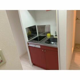 アズーリ白金 104号室のキッチン