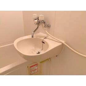 アズーリ白金 104号室の洗面所