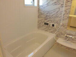 WIT K's 101号室の風呂