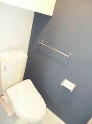 WIT K's 101号室のトイレ