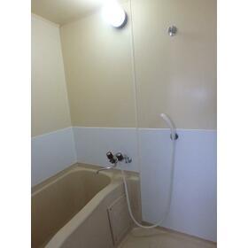 諏訪パークハウス 旧板垣サンハイツ 301号室の風呂