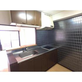 OMレジデンス八幡山公園 203号室のキッチン