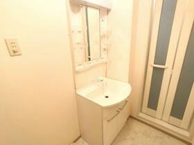 メゾン・メルヴェーユ B 201号室の洗面所