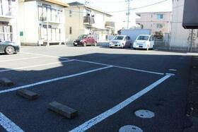 コーポなみまつ Ⅱ 102号室の駐車場