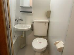 コーポミワ 202号室の風呂
