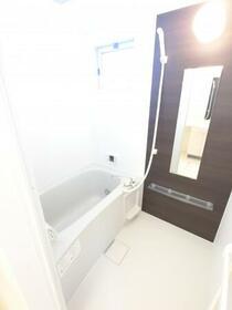 サンジョルディ フロール 203号室の風呂
