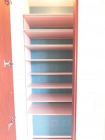サンジョルディ フロール 203号室の玄関