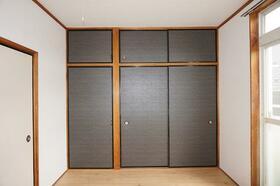 ドリーム富士 201号室のキッチン
