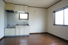 GLハイツ 101号室のキッチン