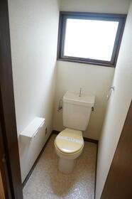 GLハイツ 101号室のトイレ