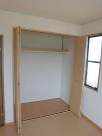 ヴィラ グランデ C 202号室の収納