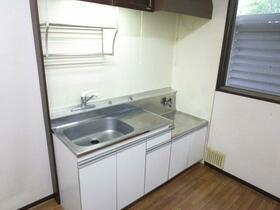 堀の内ハイツ 202号室のキッチン