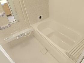 (仮)D-room筑西市布川 A 101号室の風呂