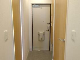(仮)D-room筑西市布川 A 101号室の収納