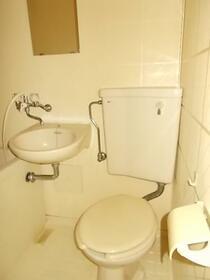 エスペランサ20 0305号室のトイレ