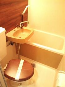 アーバンコート高崎 201号室の風呂