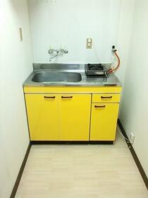 アーバンコート高崎 201号室のキッチン
