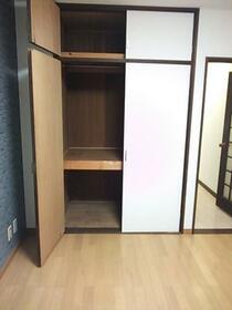 アーバンコート高崎 201号室の収納