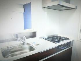 サンジョルディ フロール 205号室のキッチン