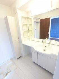 サンジョルディ フロール 205号室の洗面所