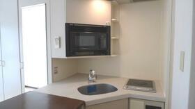 ラ・パルフェ・ド・セヴェールNO.4 0206号室のキッチン