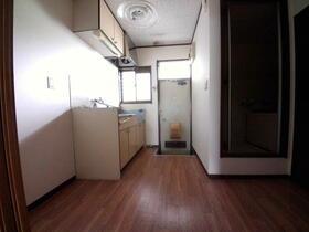 サトウハイツ 103号室のキッチン
