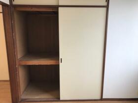 岩槻城北マンション 401号室の収納