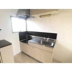 南赤塚中の内ハイツA 202号室のキッチン