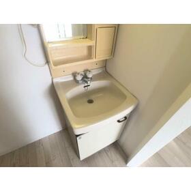 南赤塚中の内ハイツA 202号室の洗面所