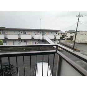 南赤塚中の内ハイツA 202号室の眺望