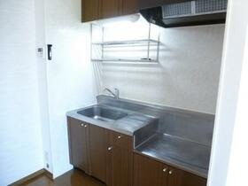 フレマリール堀込 A 202号室のキッチン