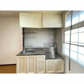 佐波ハイツ 203号室のキッチン