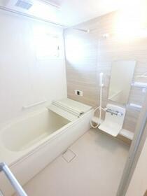 ブランシェ 201号室の風呂