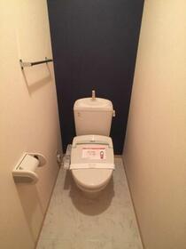 ピュール 101号室のトイレ