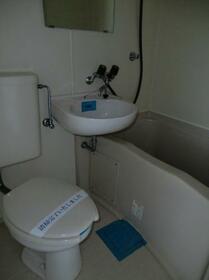 メゾン・ド・メルヴェーユ 0103号室のトイレ