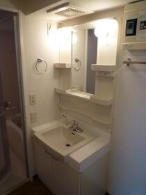 レジデンス 山手台 202号室の洗面所