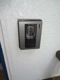 ファインキャッスル 201号室のセキュリティ