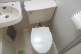 サンライズマンション 103号室のトイレ
