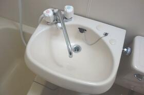 サンライズマンション 103号室の洗面所