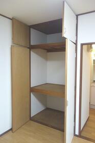 サンライズマンション 103号室の収納