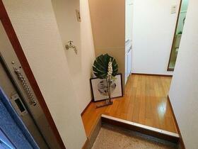 サンライズマンション 103号室の玄関
