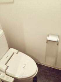 ル・リオン目黒Ⅱ 701号室のトイレ