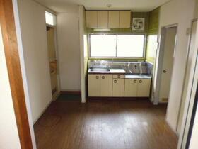 ハイツユキ 202号室のキッチン