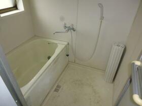 ハイツユキ 202号室の風呂