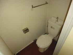 ハイツユキ 202号室のトイレ