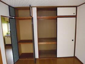 ハイツユキ 202号室の収納