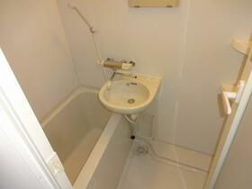パークコート新横浜 C号室の風呂