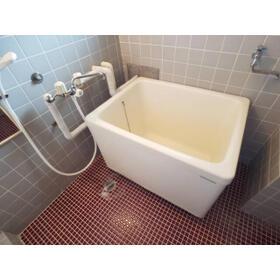 ニューレジデンス東宝木 408号室の洗面所