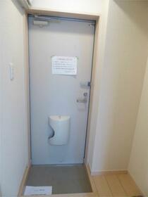 グリーンヒルズ横濱(ハーミットクラブハウス) 202号室の玄関